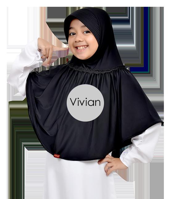 Kinder Hijab | Qazim